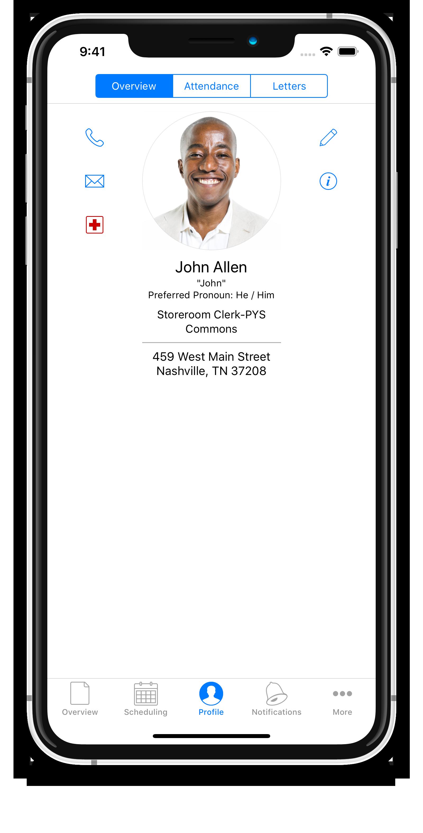 app staffing shark